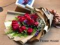 HB  12 Elegant Roses