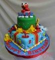 3D 03 Fondant Cake