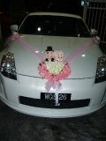 BRC 09 Bridal Car Decoation