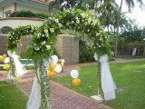 WD 03 Fresh Flower Arch