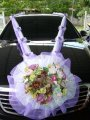 BRC 10 Bridal Car Decoration
