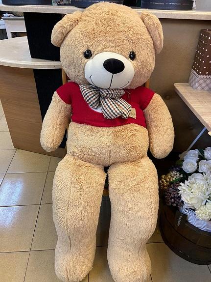 L 010 Celebration -Bear 120 cm