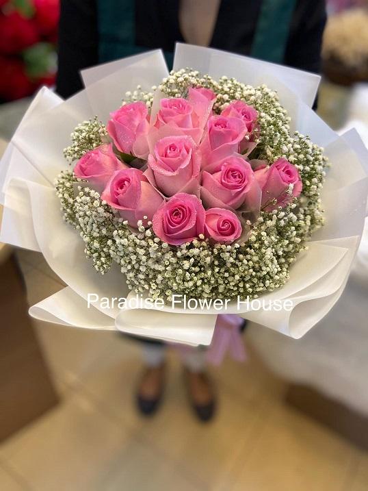 VD 02 21-Fresh roses