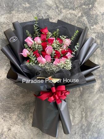 VD 08 2021-Fresh Roses