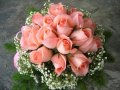 BBR 57  Bridal bouquet