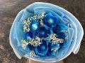 VD 24-Blue Fresh Roses